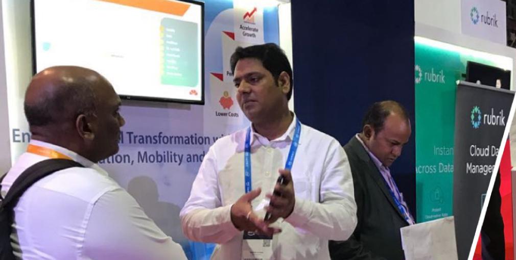 Umbrella Infocare shines at AWS Summit India 2018