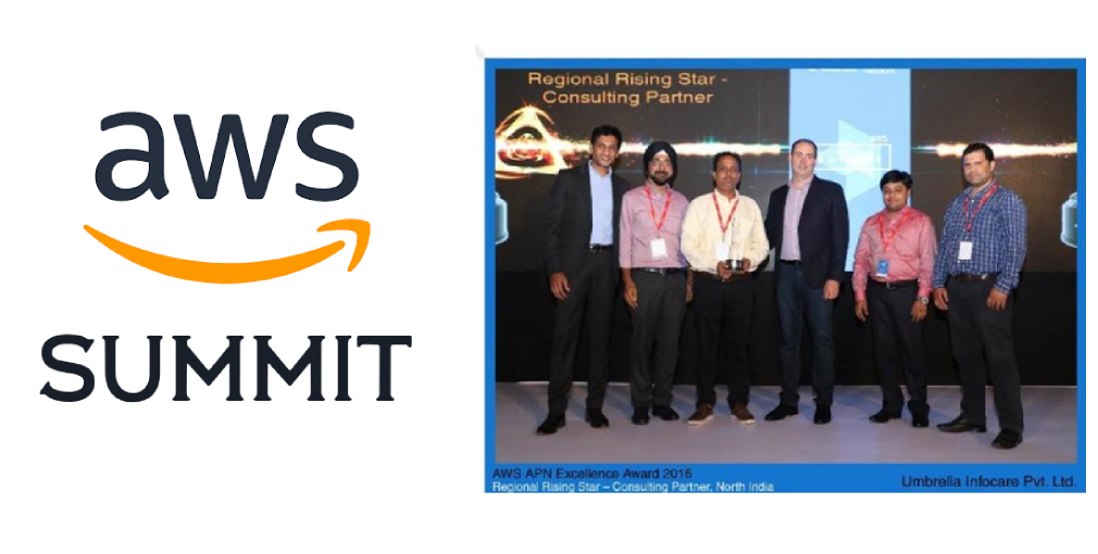 AWS Summit India 2017: A Report